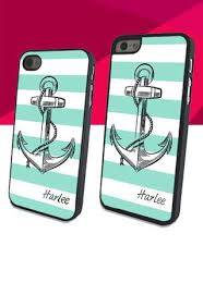 [grzxy6100026]<b>British Style</b> Letters Anchor Strip Print <b>Phone Case</b> ...