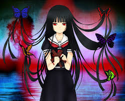 تقرير عن انمي Hell Girl images?q=tbn:ANd9GcQ