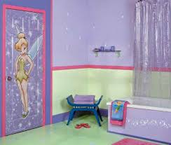 kids bathroom theme kids bathroom designs in tinkerbell theme with tinkerbell door and pur