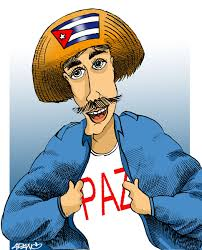 Resultado de imagen de Caricaturas Cuba
