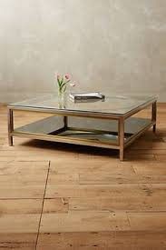 enclosed circlet coffee table anthropologie anthropologie style furniture
