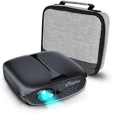 <b>Mini Projector</b>, ELEPHAS WiFi DLP HD <b>Portable</b> Pico 3D Video ...