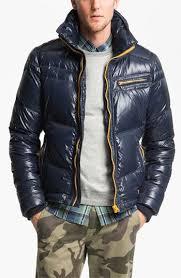 DIESEL® 'Weroxim' <b>Down Jacket</b> | <b>Мужской</b> наряд, <b>Мужской</b> стиль ...