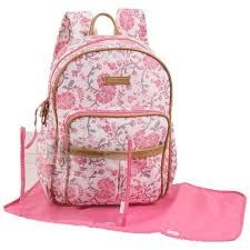 <b>Laura Ashley</b> Diaper <b>Bag</b> Backpack - Paisley : Target
