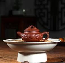 "<b>100ml Chinese Yixing Zisha</b> Pottery Handmade ""Ruyi"" Small <b>Teapot</b> ..."