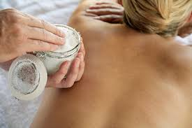 Image result for back treatment facial