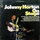 Johnny Horton on Stage album by Johnny Horton