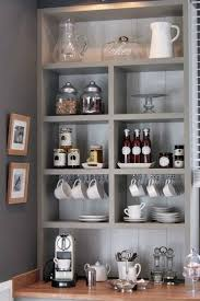 we have collected unique coffee bar ideas for your home which will help you enjoy even more the coffee ritual the idea for a special place for the attractive coffee bar home 4