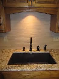 4 Piece Kitchen Faucet Oil Rubbed Bronze Kitchen Faucet And Under Mount Sink Complete