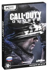 Call of Duty: Ghosts (DVD-BOX) — купить в интернет-магазине ...