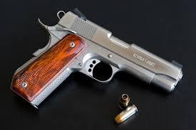 Biblia de calidad de armas Comerciales  Categoría 1