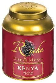 Купить <b>Чай черный Riche</b> Natur Sun&Moon <b>Kenya riche</b>, 100 г по ...
