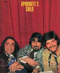 <b>Aphrodite's Child</b>. Musik Express(Germany). 1969