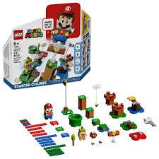 <b>LEGO Super Mario</b> Adventures With Mario Starter Course Building ...