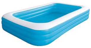 "<b>Бассейн надувной Jilong</b> ""Giant"", цвет: голубой, 305 х 183 х 56 см ..."