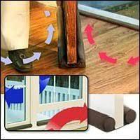 «<b>Защита от пыли</b>, сквозняка и насекомых преграда td 0055 ...
