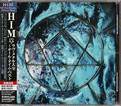 <b>HIM</b> - <b>XX</b> - <b>Two</b> Decades Of Love Metal (2012, CD) | Discogs
