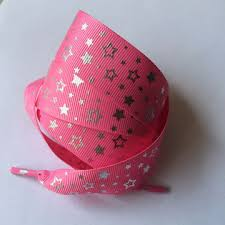China Printed <b>Grosgrain Stars Ribbon</b> For Gift Packing from Putian ...