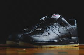 nike air force 1 low croc and gum pack more images air force crocodile white