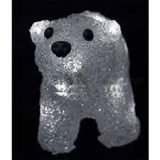 "<b>Светодиодная фигура Light</b> ""Медвежонок"" A 20 см, 16 led, 3АА ..."