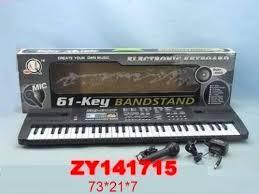 <b>Музыкальный Синтезатор ZHORYA</b> с Микрофоном Х75875 ...