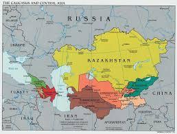 Hasil gambar untuk kazakhstan map