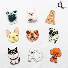 HOT mix <b>1PC</b> Shirt <b>Cute Cartoon</b> brooch Acrylic Badge Pins Bag ...