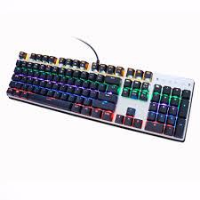<b>Metoo Edition Mechanical Keyboard</b> 87 keys Blue Switch Gaming ...