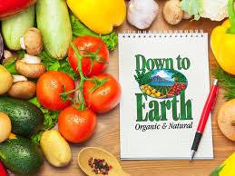 Sesame Ginger <b>Rainbow</b> Kale Salad | <b>Down to</b> Earth Organic and ...