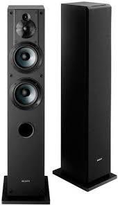 Купить Комплект акустики <b>Sony SS</b>-<b>CS3</b> 145Вт черный (в ...