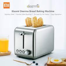 <b>Xiaomi Deerma</b> Bread Baking Machine Electric Toaster Household ...
