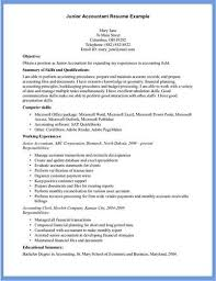 accounting associate resume example template sample examples of accounting resumes
