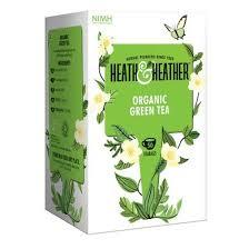 Heath & Heather: <b>Heath and Heather</b> Tea and Herbal Infusion brand.