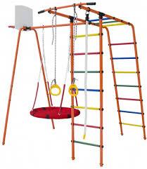 <b>Детский спортивный комплекс</b> Street 1 <b>Формула</b> Здоровья уличный