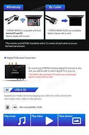 XTRONS 17.3 <b>Inch</b> 16:9 <b>Ultra</b>-<b>Thin</b> FHD Digital TFT Screen 1080P ...