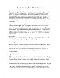 resume examples sample of objectives on a resume general resume 15 top resume objectives examples 12 recent sample medical objectives in resume for ojt computer science