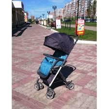 Отзывы о Прогулочная <b>коляска Happy Baby Mia</b>
