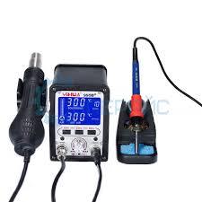 Цифровая <b>паяльная станция YIHUA 995D+</b> купить в интернет ...