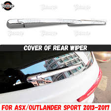 <b>Накладка на задний стеклоочиститель</b> для Mitsubishi Outlander ...