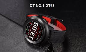DT NO.1 <b>DT68</b> ECG <b>Smartwatch</b> Pros and Cons - Chinese ...
