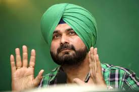 Navjot Singh Sidhu on Sunday declared the coming elections are not for the chief minister of Gujarat but for the prime minister. - M_Id_335493_Navjot_Singh_Sidhu