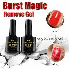 8ml Nail <b>Gel Magic Remover Gel</b> Soak off <b>Remover</b> Nail Polish <b>1pcs</b> ...