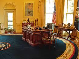 replica bill clinton oval office