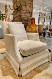 industries slipcover dining chair