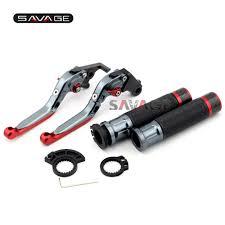 For HONDA <b>CB400</b> CB600F CBR600 <b>Motorcycle Adjustable Folding</b> ...