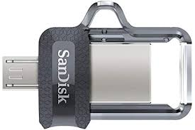 SanDisk Ultra Dual <b>64GB USB</b> 3.0 OTG <b>Pen Drive</b> - Buy SanDisk ...