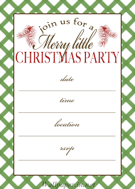 christmas party invitation templates printable laveyla com 585825 christmas invitation templates 21 christmas