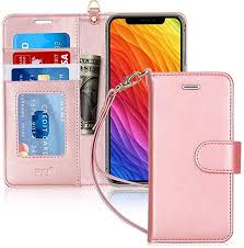 FYY Luxury PU Leather Wallet Case for iPhone Xr ... - Amazon.com