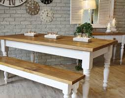 Light Oak Dining Room Furniture Heavy Oak Farmhouse Dining Table Krauses Continental Solid Light