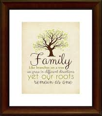Quotes About Family And Roots. QuotesGram via Relatably.com